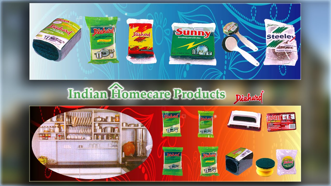 Indian Homecare Products is Manufacturers & Dealers of scrubbers at Shanthinagar in Bengaluru