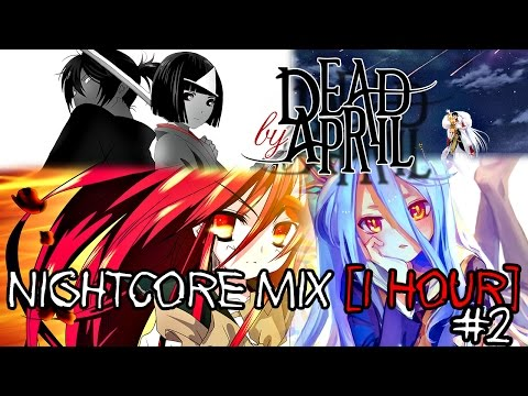 Dead By April - Nightcore Mix #2 [1 HOUR]
