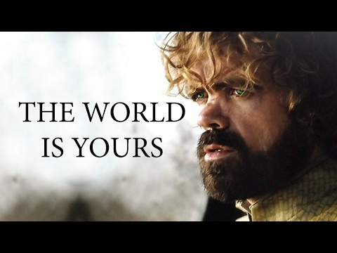 Are you scared of change?  Motivational video Feat Peter Dinklage