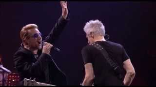 U2 Zooropa & Where The Streets Have No Name Live in Paris 2015 (ProShotHD)(U2 Innocence + Experience tour 2015 live in Paris!, 2015-12-01T13:37:31.000Z)
