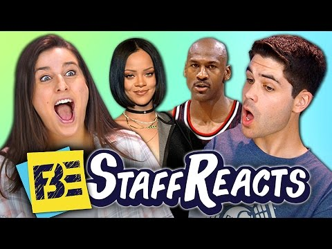 Thumbnail: GUESS THAT CELEBRITY CHALLENGE (ft. FBE STAFF)