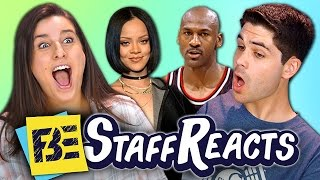 guess that celebrity challenge ft fbe staff