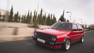 2x Eurostyle Golf Mk2 - Greece