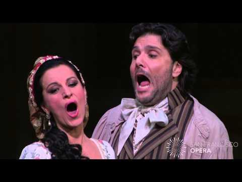 Tosca Preview: Gheorghiu, Giordano, Frontali - San Francisco Opera