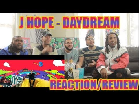 J-HOPE 'DAYDREAM (백일몽)' MV REACTION/REVIEW