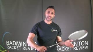 li ning turbo charging 90tf badminton racket review