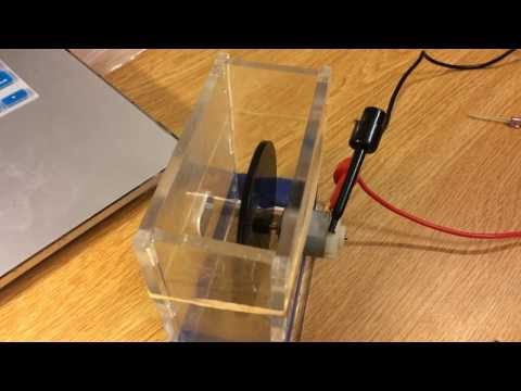 Homemade Optical Encoder