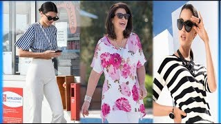 СТИЛЬНОЕ ЛЕТО  2018 ДЛЯ ВСЕХ💜 Белые брюки всегда В МОДЕ Тренды моды