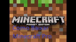 Como Baixar Minecraft Pro Lumia (2016)