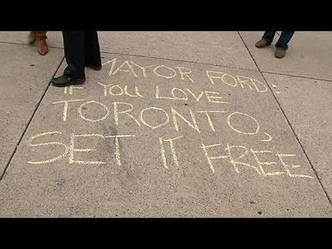 Todesdrohung im Vollrausch: Neues Video des Bürgermeisters von Toronto aufgetaucht