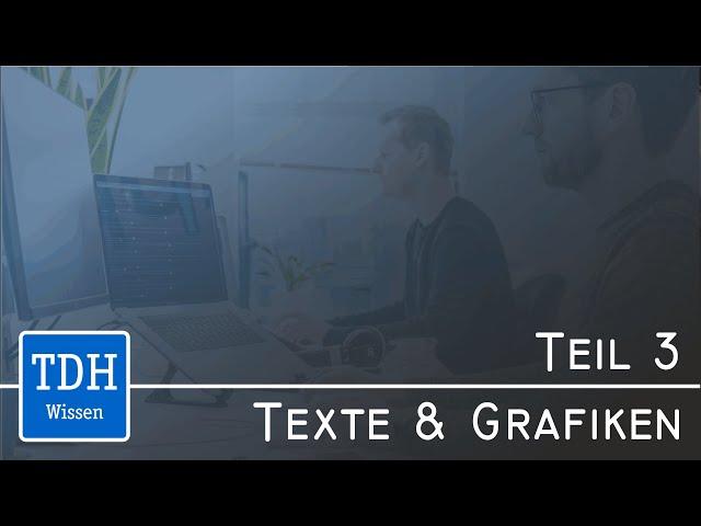 Doku mit FrameMaker – Teil 3: Texte & Grafiken