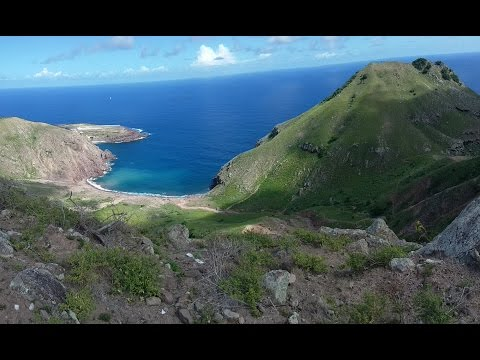 I love Saba island