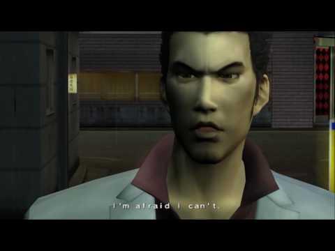 Yakuza 2 [1080p 60 FPS] running on PCSX2 1.5