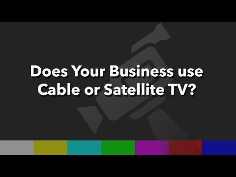 Cable TV & Satellite TV Alternative for Businesses | Top 10 Reasons to Switch