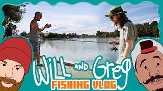 Will & Greg Show: Fishing Vlog (Ep. 4)