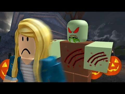 1000 ZOMBIES VS ME! (Roblox Halloween)