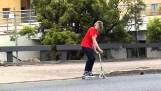 Daniel Price - Unfair Scooters