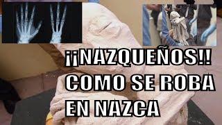 NAZCA, PERÚ , EL GRAN NEGOCIO OCULTO DE LA ARQUEOLOGÍA,SORPRENDENTE REVELACIÓN ENTREVISTA EXCLUSIVA