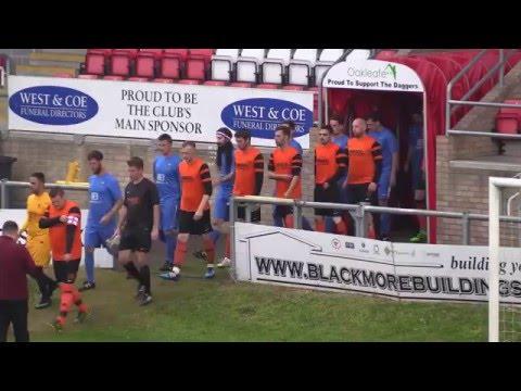Chingford Athletic v. Rainham Working Mens Club (9.5.16)