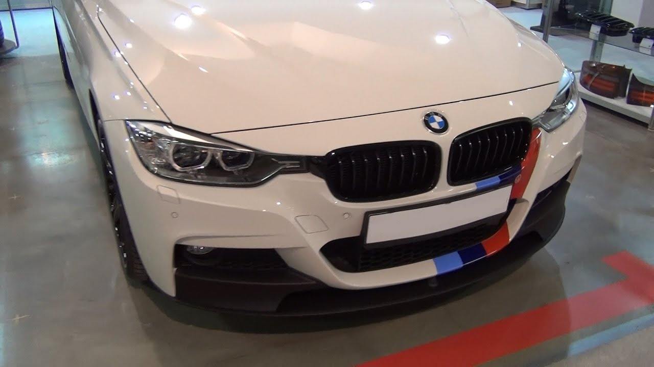 bmw 330d xdrive touring m performance 2013 exterior and interior in 3d 4k uhd youtube. Black Bedroom Furniture Sets. Home Design Ideas