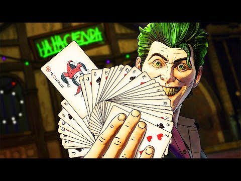 The Joker's Story (Telltale Series)