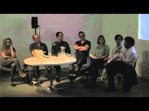 Shanghai Biennale Curatorial Presentation