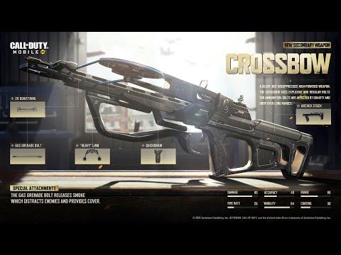 Call of Duty®: Mobile - S7 | Crossbow Weapon Breakdown