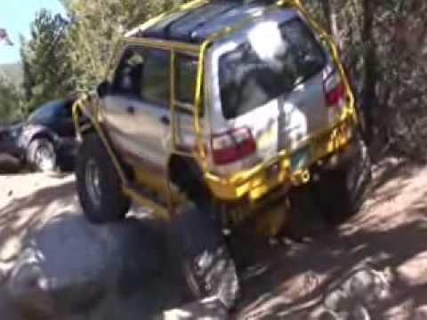 Subaru Forester S 2002 Monster Truck Youtube