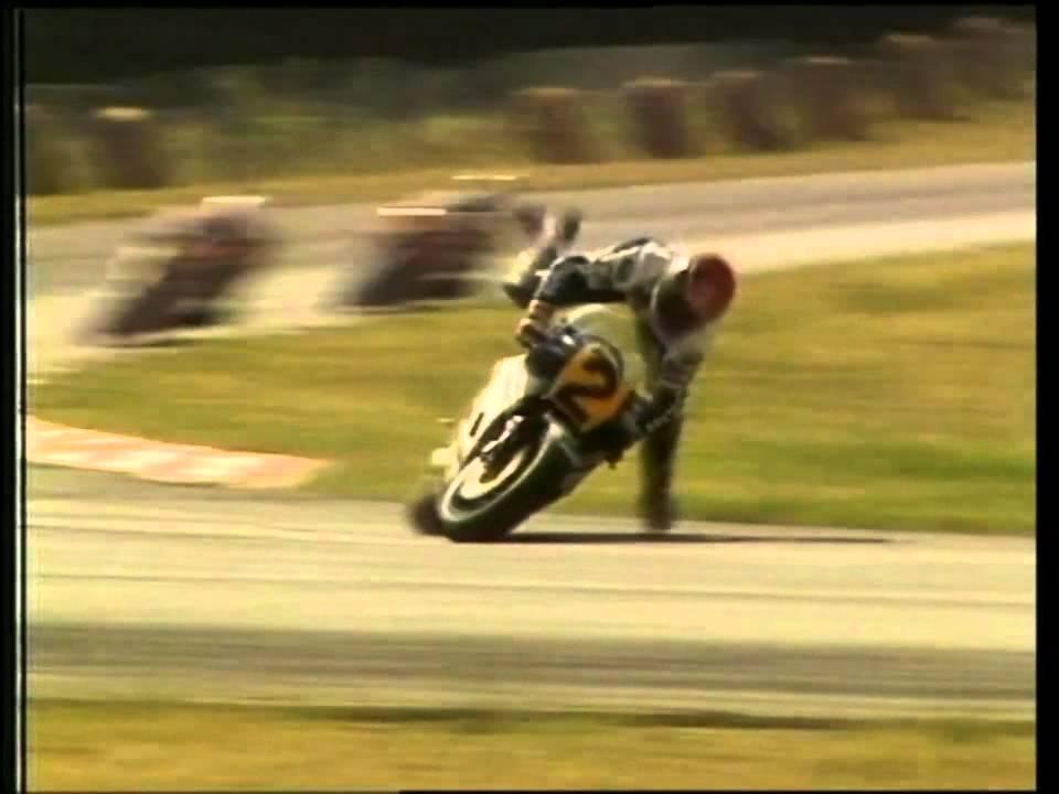 画像: Randy Mamola highside save 1985 500cc San Marino Grand Prix Misano youtu.be