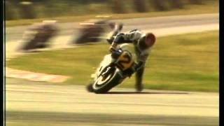 Repeat youtube video Randy Mamola highside save 1985 500cc San Marino Grand Prix Misano
