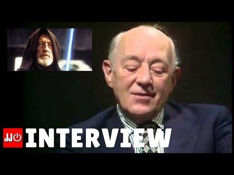 Sir Alec Guiness 1977 First Star Wars Interview Michael Parkinson BBC TV