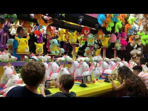 The 2019 Osceola County Fair in Kissimmee, Florida