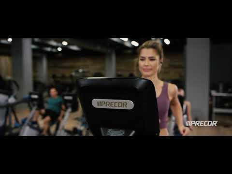 Precor Networked Fitness: Discover the Power of Digital Technology