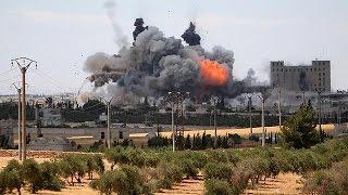 Syria: US diplomats urge anti-Assad military strikes