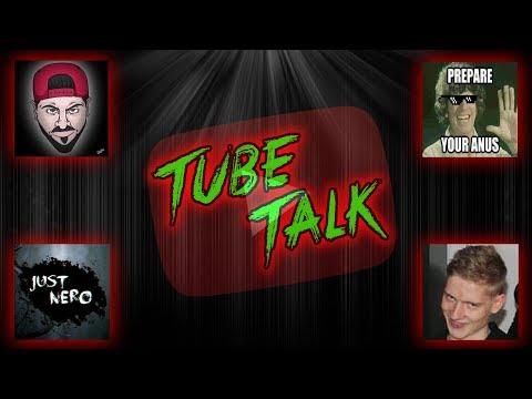 TubeTalk mit KuchenTV, TeilzeitREKTor, Just Nero | Episode 6