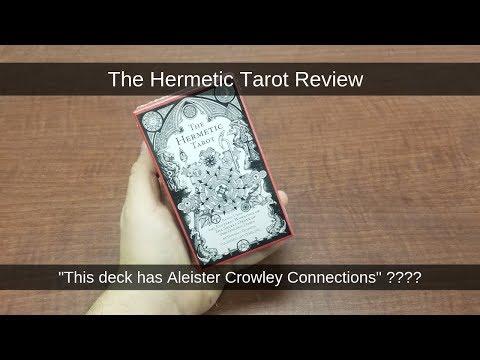 The Hermetic Tarot Review