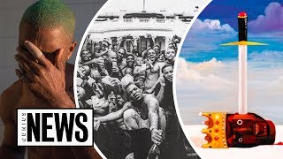 The Top 10 Albums Of The Decade | Genius News