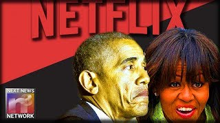 UH-OH The Obama's Aren't Going To Like the BAD NEWS Netflix Just Got From AT&T