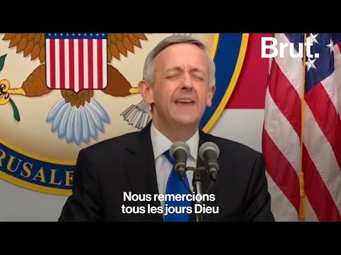 Ces évangéliques Fondamentalistes Américains Qui Soutiennent La Politique De Trump En Israël