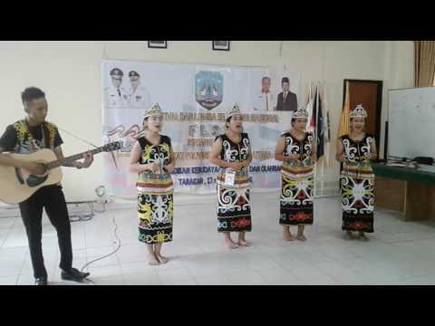Bahagia (GAC)-Vokal Grup SMK Negeri 1 Tg. Selor