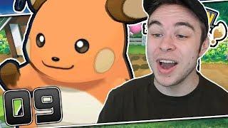 OUR SHINY STARTER POKEMON EVOLVES! Pokemon Let's Go Pikachu & Eevee ShinyLocke Part 09 w/ HDvee