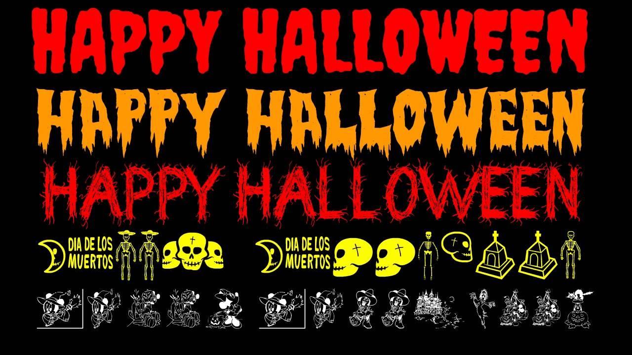 free halloween fonts # 32