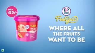 Baskin Robbins Frutopia | Very Berr...