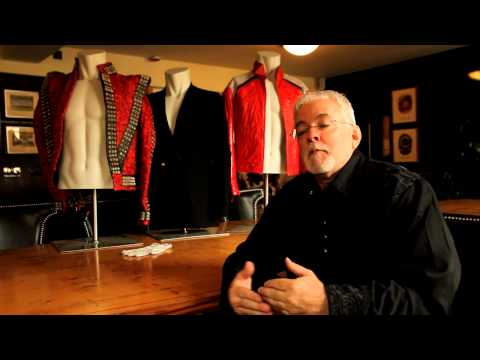 Looking at the wardrobe of the King of Pop, Michael Jackson