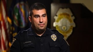 Officer's instincts save life of young boy