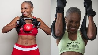 meet the 80 year old bodybuilding grandmother who bench presses 150lbs and runs 80 miles a week