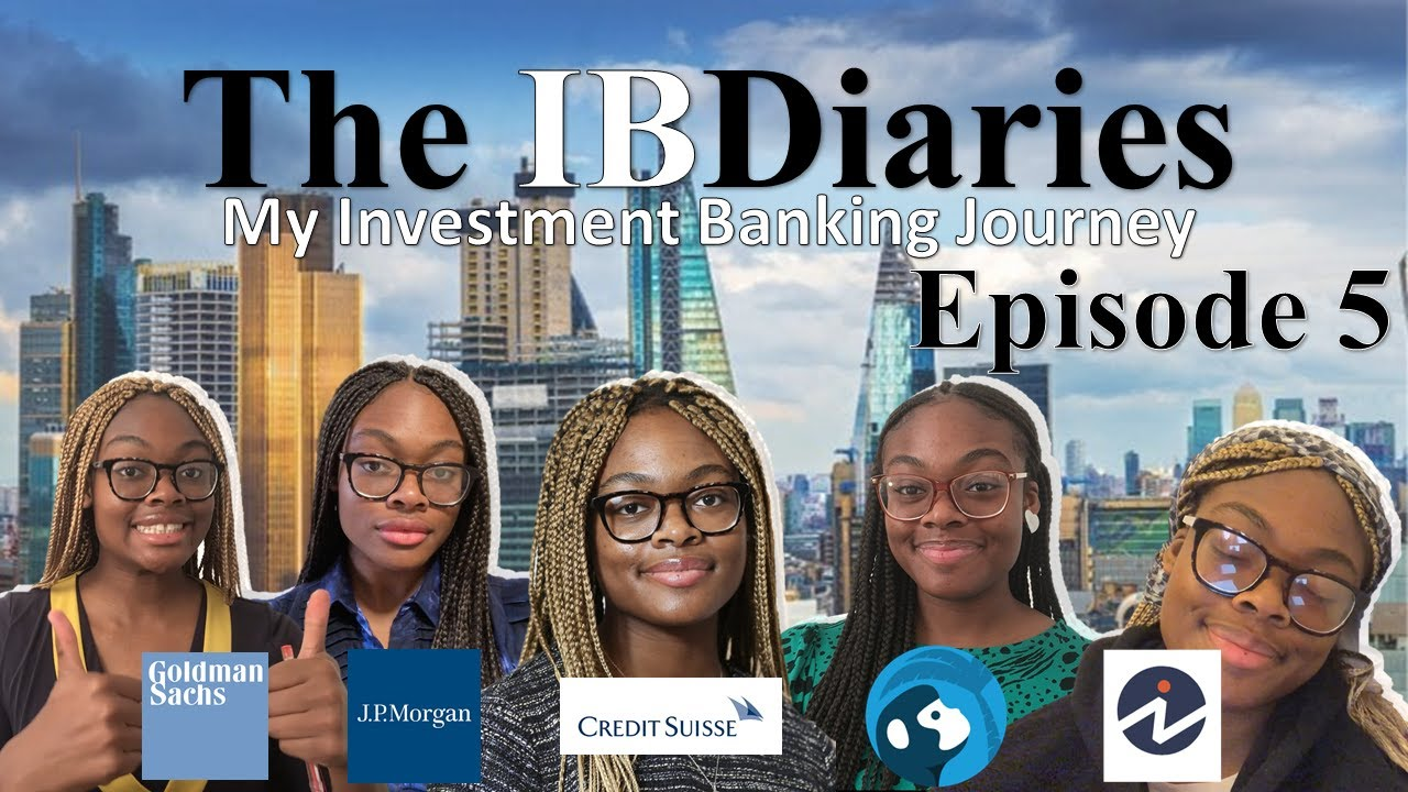 Download Has the bag been secured?   IBDiaries Episode 5   My Investment Banking Journey 