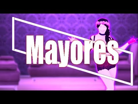 Just Dance 2018 - Mayores by Becky G. ft. Bad Bunny (Collab Mashup with Just Dance Gamer)