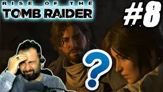 RISE OF THE TOMB RAIDER #8 | HAYIRLI İŞLER?