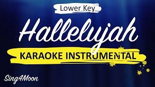Hallelujah – Alexandra Burke (Guitar Karaoke Instrumental) Lower Key